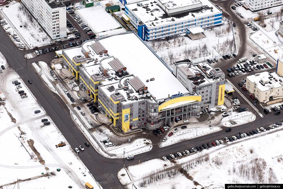 Торговый центр «Ямал».