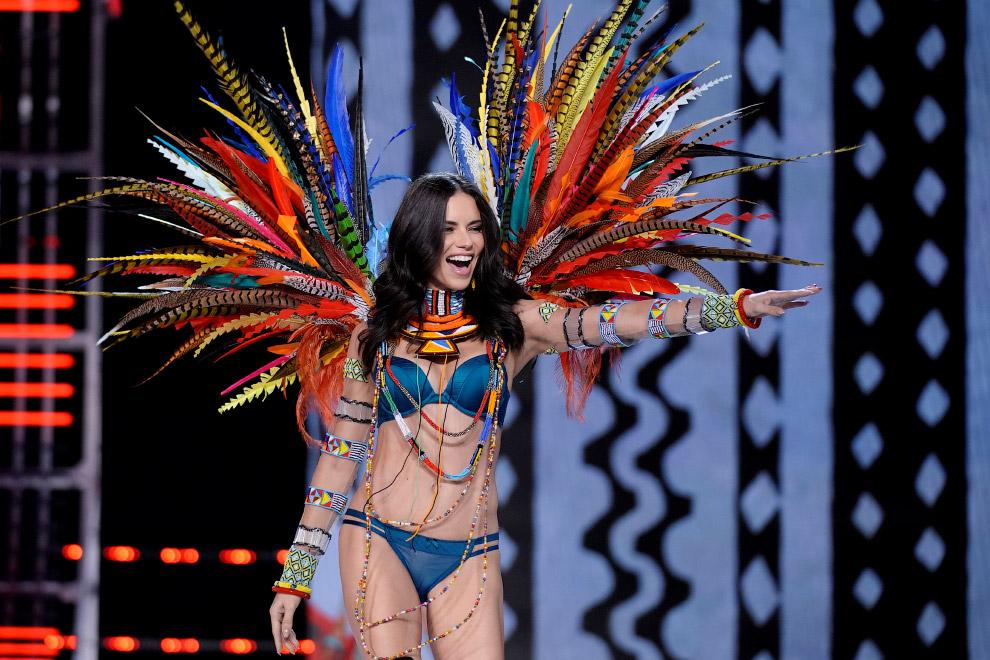 Адриана Лима из Бразилии