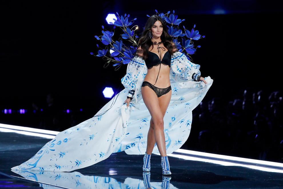 Американская топ-модель Лили Олдридж