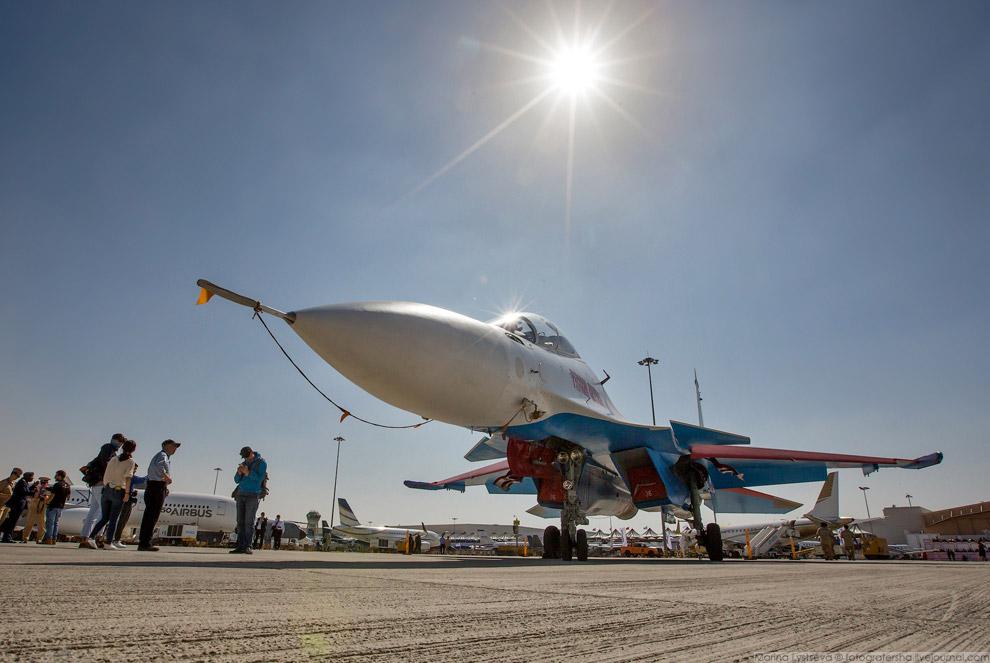 Су-30СМ производства Иркутского авиазавода.