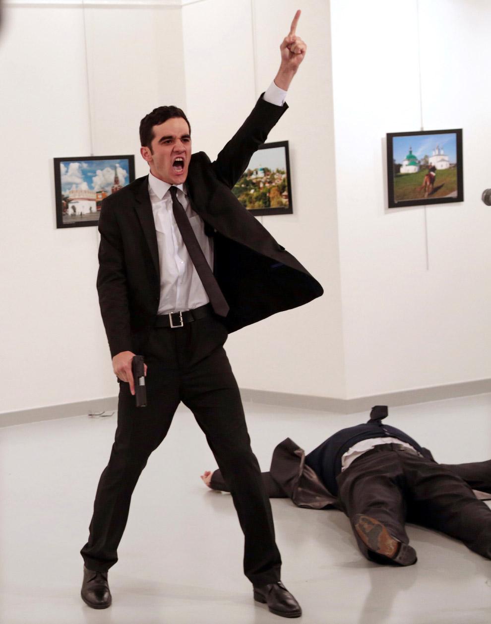 Победитель World Press Photo 2017