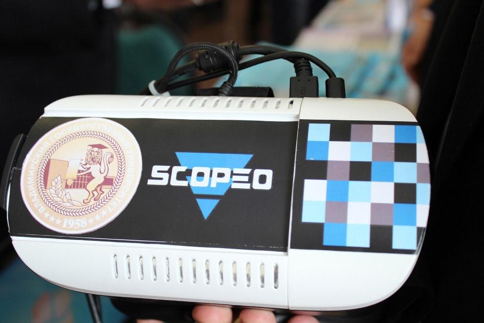 VR-очки разработал молодой ученый Денис Немировский из Владимирской области