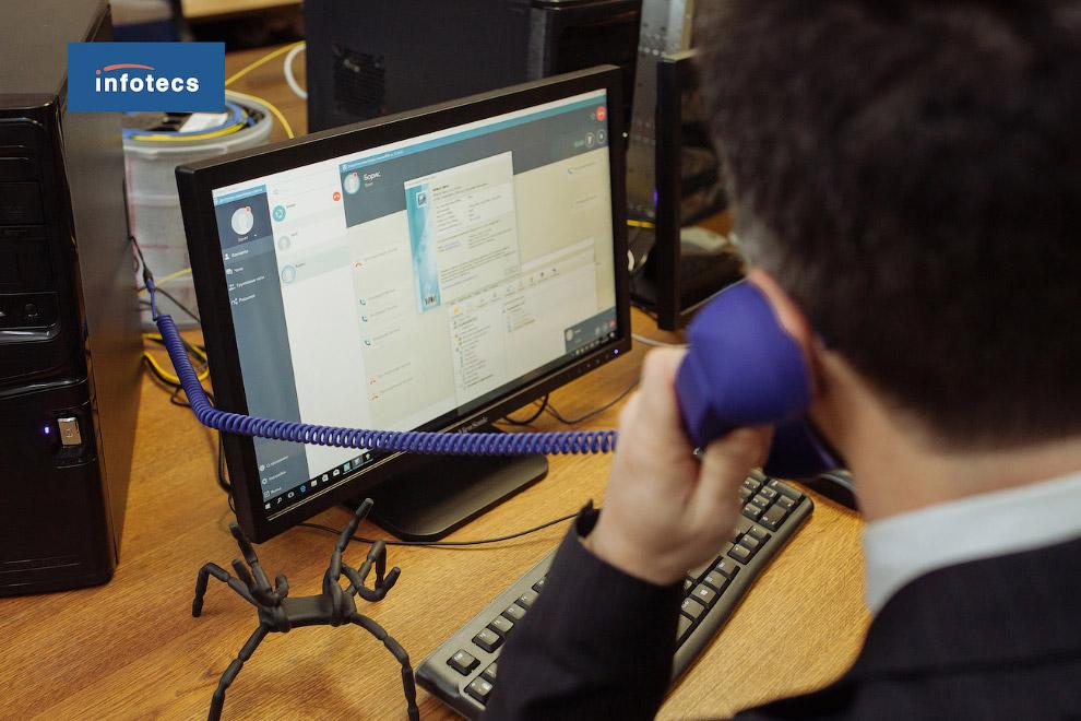 Квантовый телефон от компании «ИнфоТеКС» и МГУ