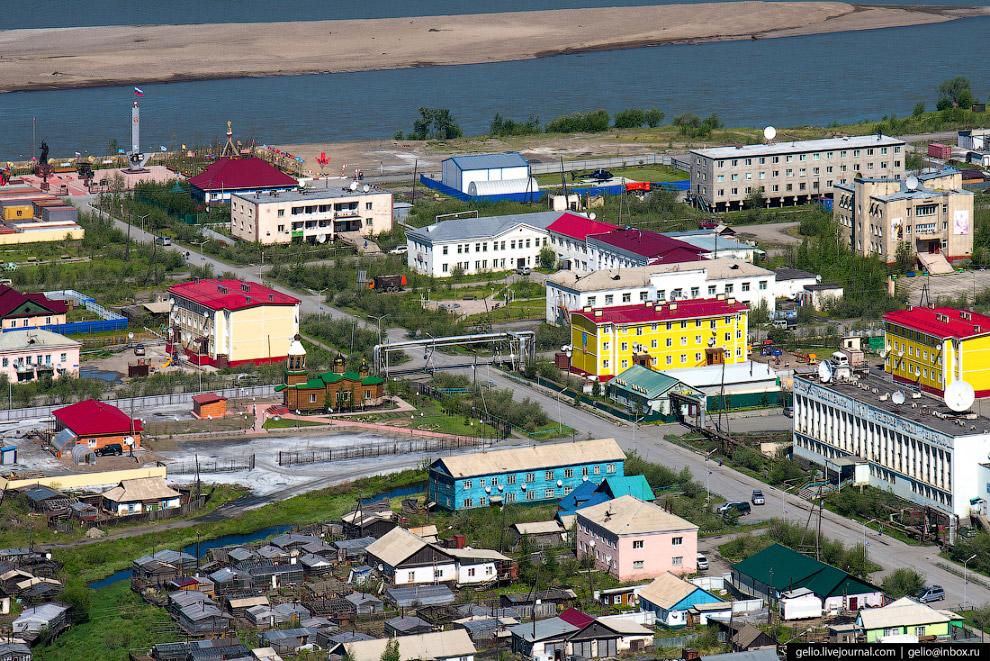 Центр Усть-Неры