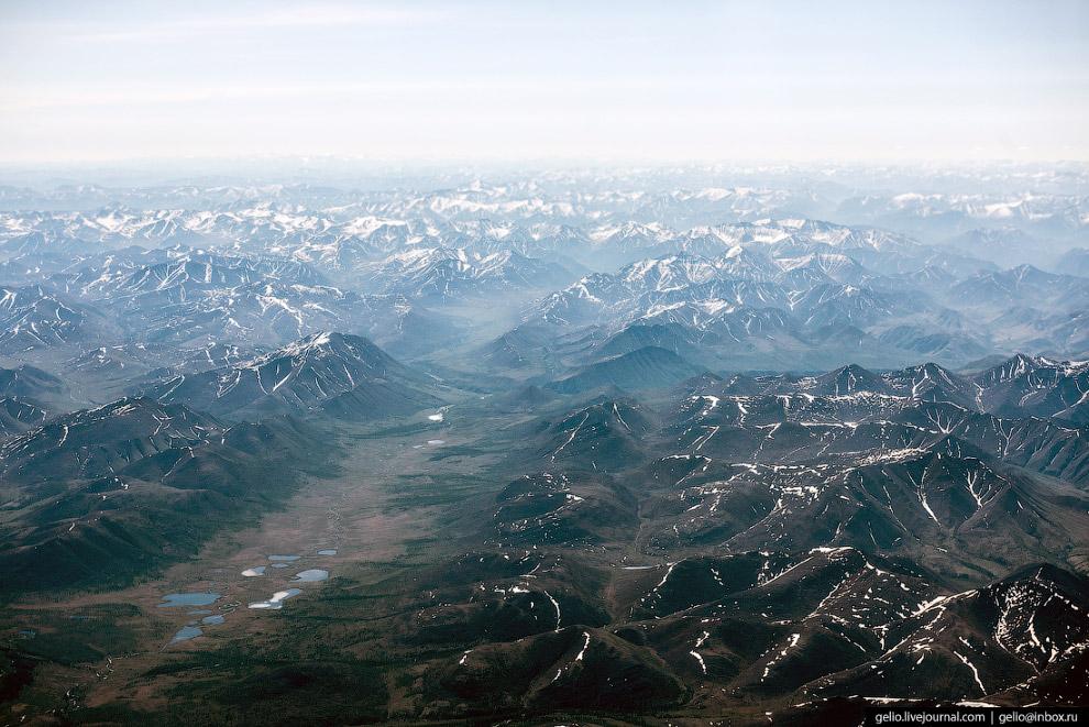 Хребет Сунтар-Хаята