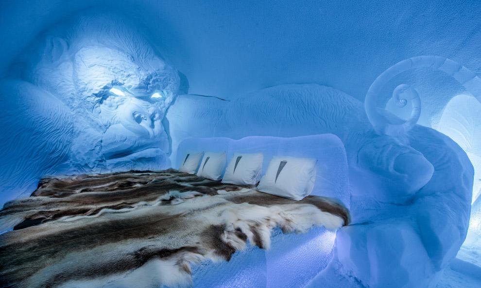 Ледяной отель ICEHOTEL