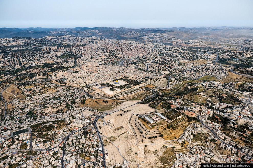 Иерусалим — столица Израиля