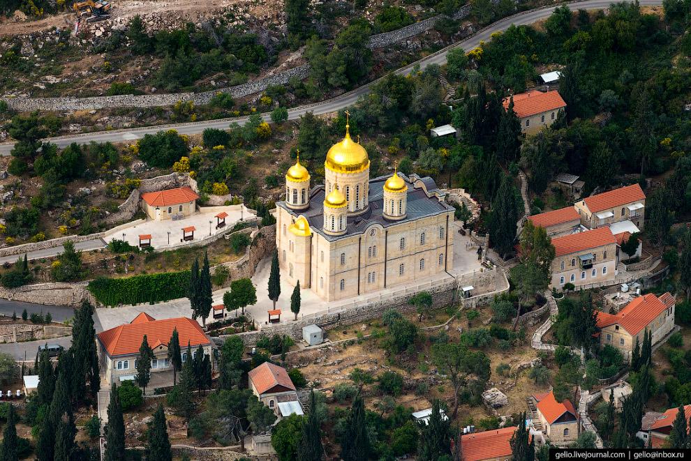 Православный женский Горний монастырь
