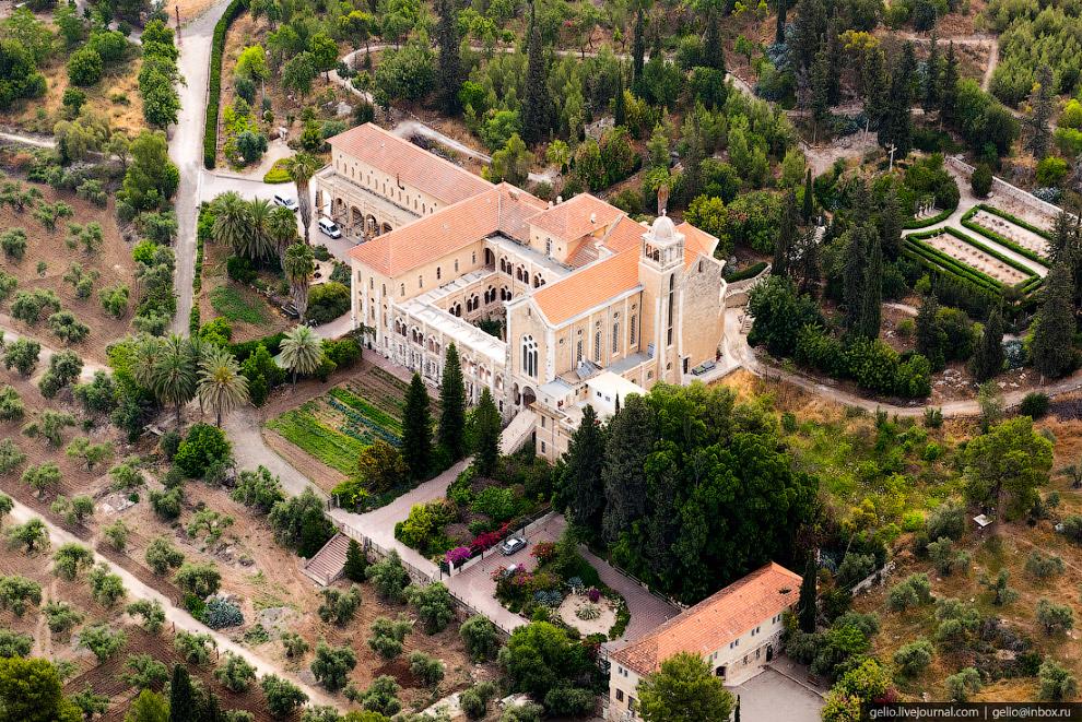 Латрунский монастырь Богородицы