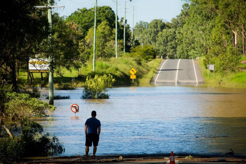 Ураган Дебби, тропический циклон Дебби