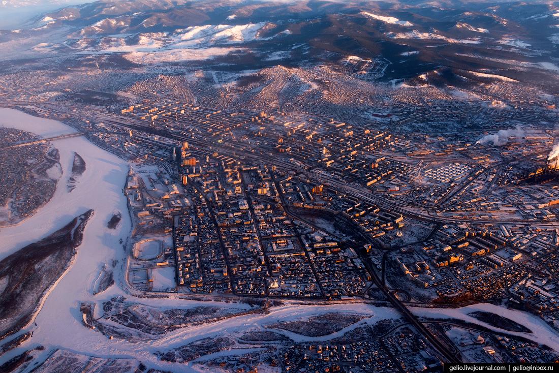 Улан-Удэ — столица Бурятии.