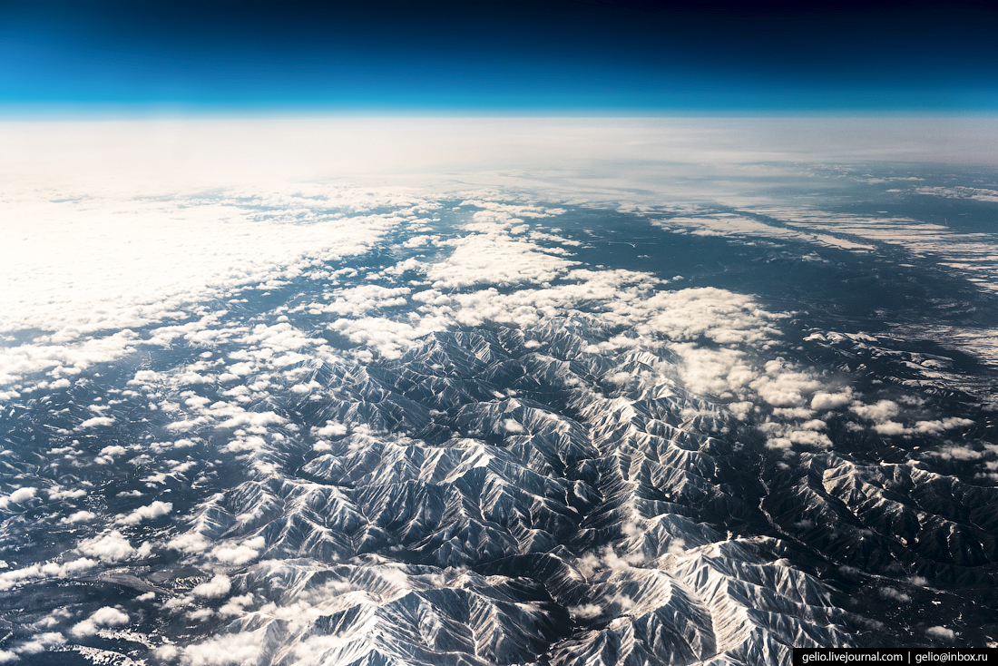 Джугджур — горы на Дальнем Востоке.