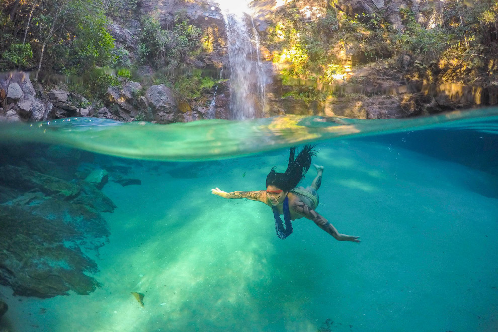 Как живут в далеких бразильских племенах