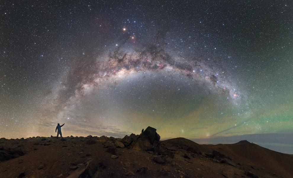 Паранальская обсерватория