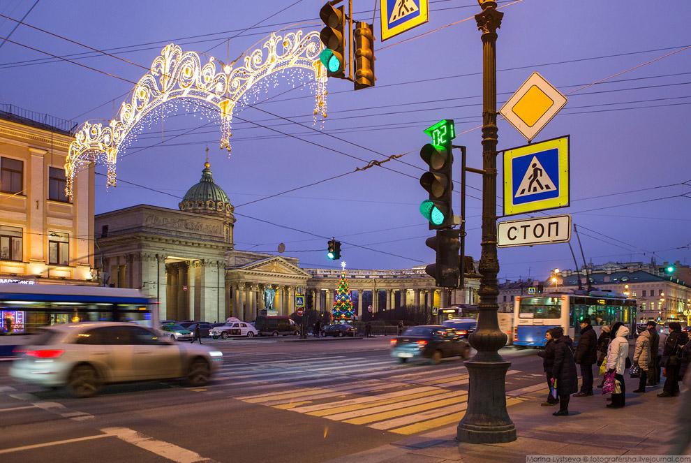 Казанская площадь.