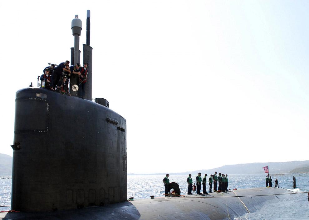 Подводная лодка ВМС Аргентины «Сан-Хуан»