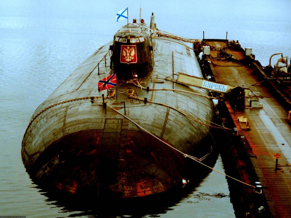 Российская подлодка «Курск» (2000)