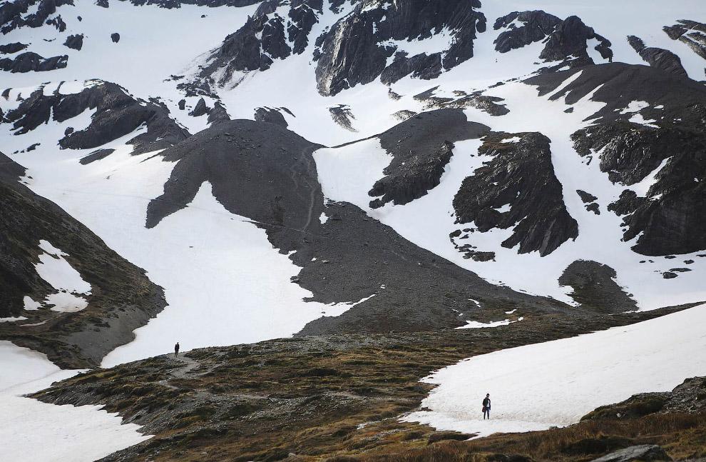 Ледник Мартиал