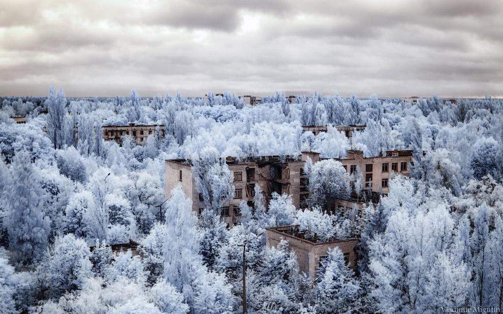 Призрачный город Припять, Украина