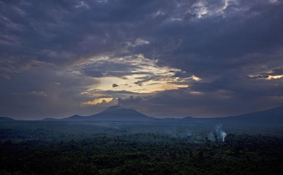 Национальный парк Вирунга