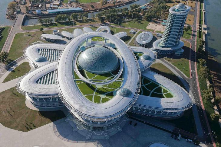 Архитектура Северной Кореи