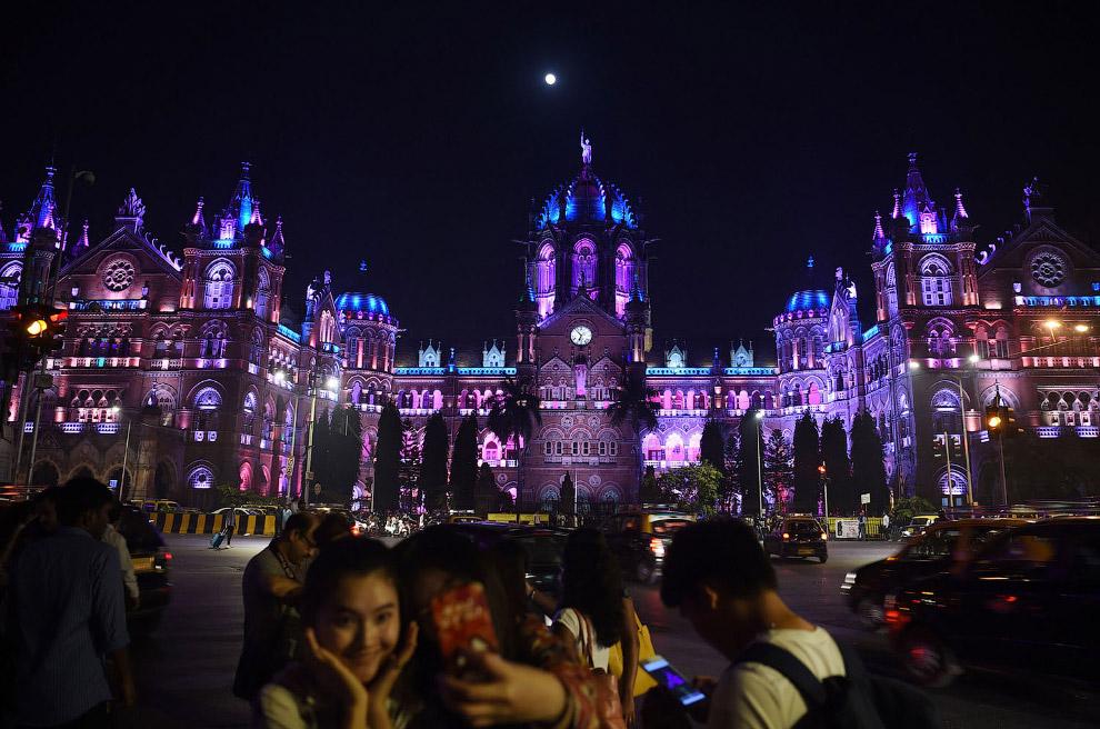 Новорічна ніч в Мумбаї