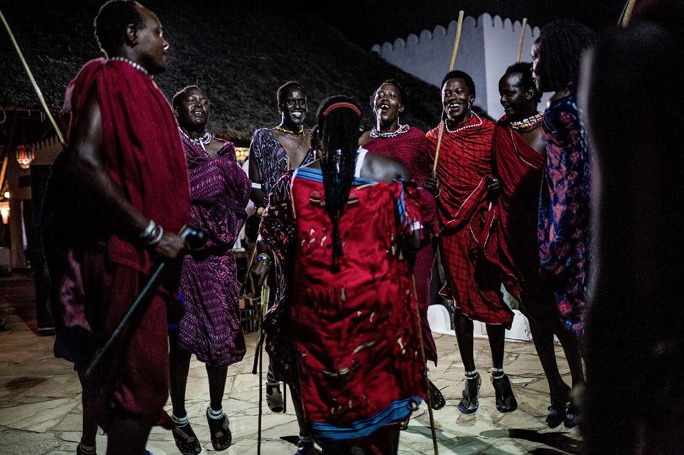 Своєрідний Новий рік в Занзібарі, Танзанія
