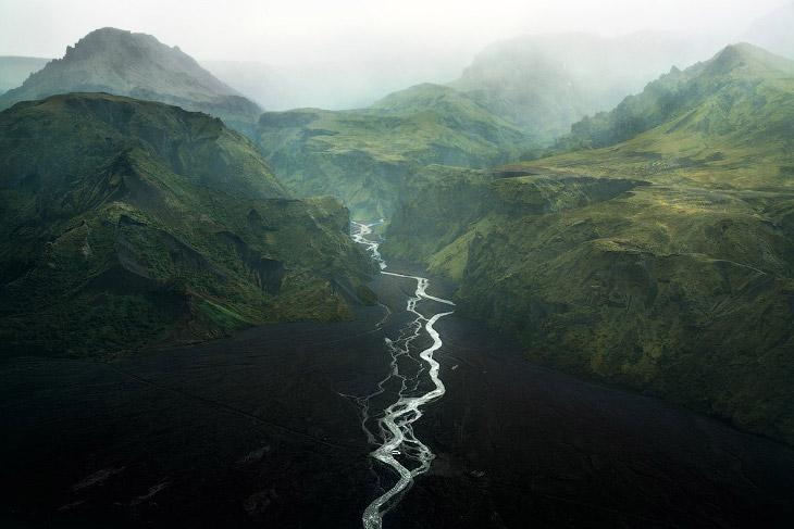 Тоурсмёрк — горный хребет в Исландии