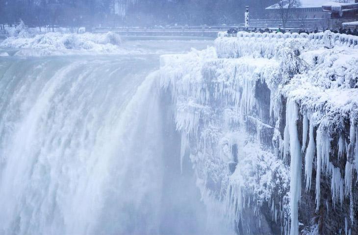 Зимние штормы «Элеонора» и «Грейсон»
