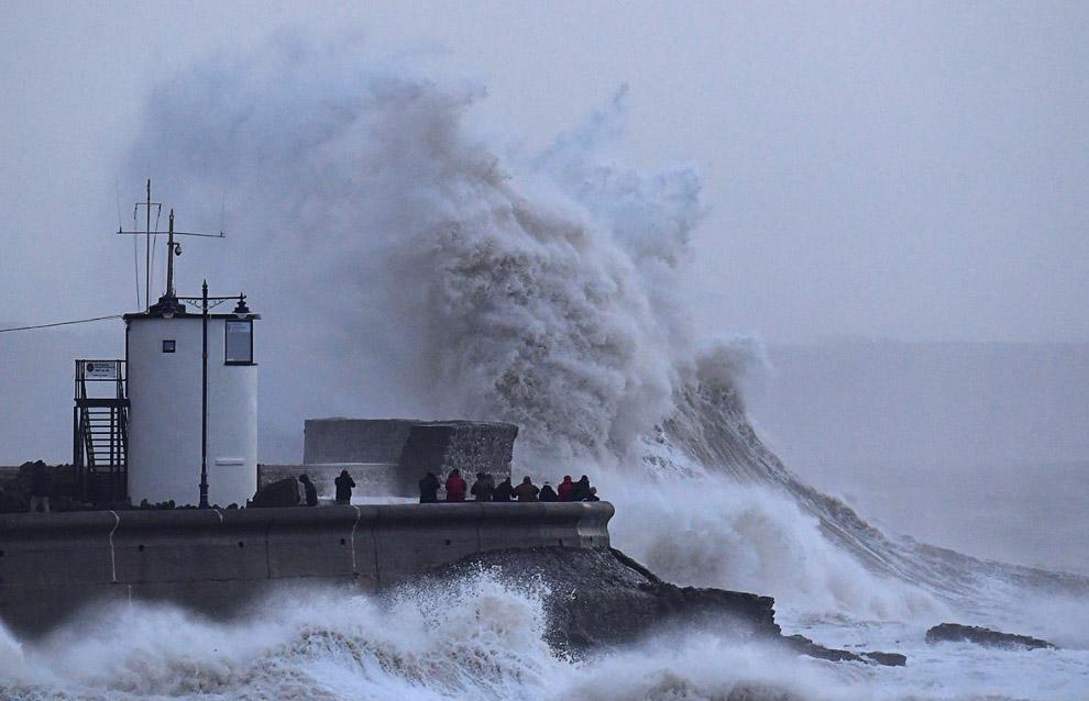 Экстремалов ничем не напугать, южный Уэльс