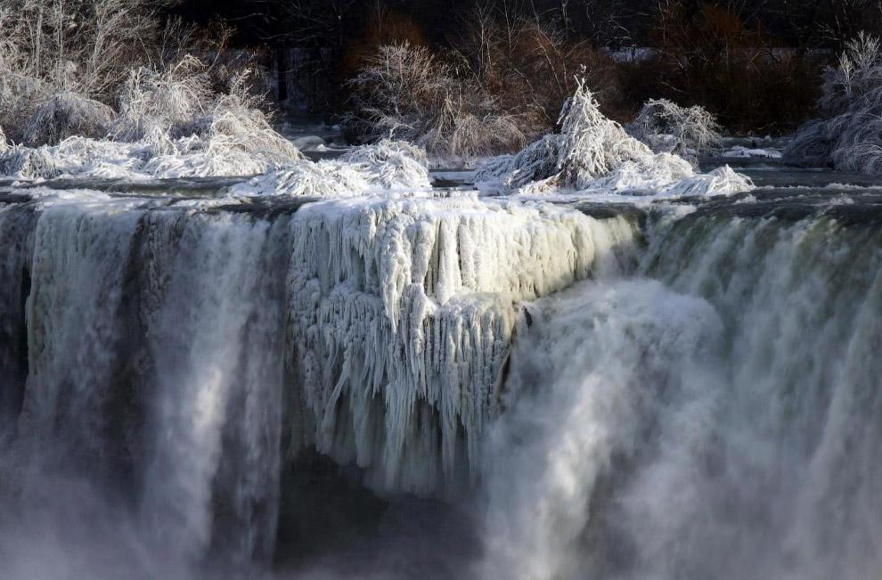 Американский водопад (American Falls)