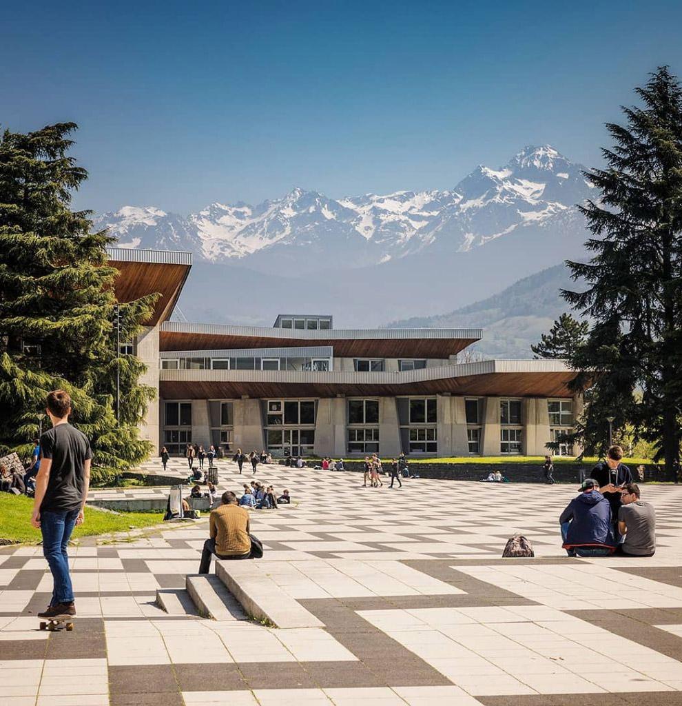 Университет Гренобль — Альпы