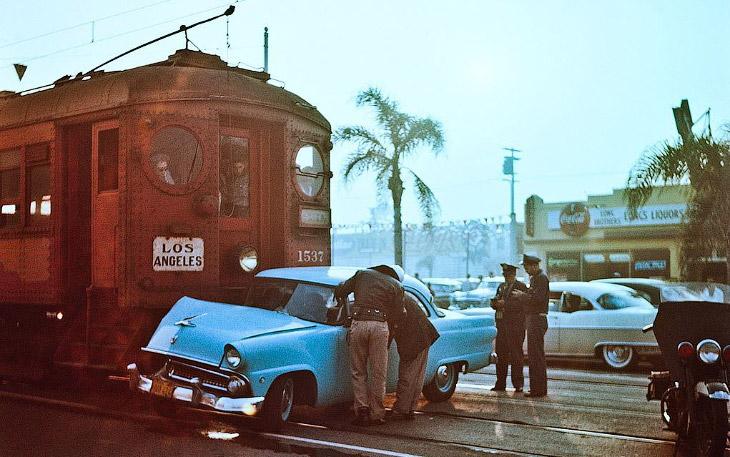 Ameryka 1950 w kolorze
