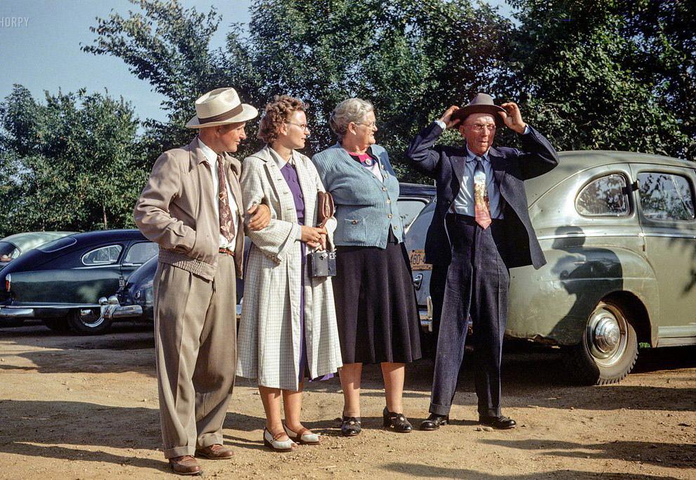 Миннесота, сентябрь 1952-го.