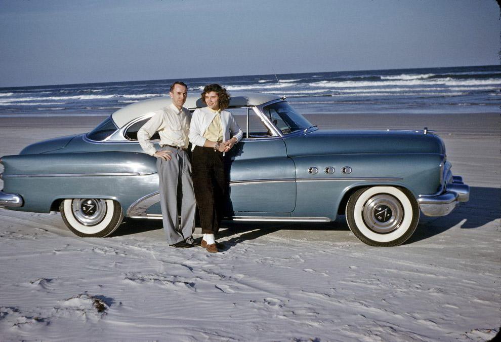Daytona Beach na Florydzie.
