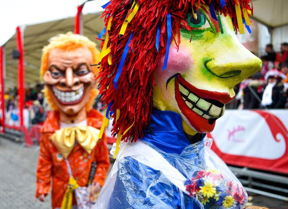 Карнавал в Кельне, Германия