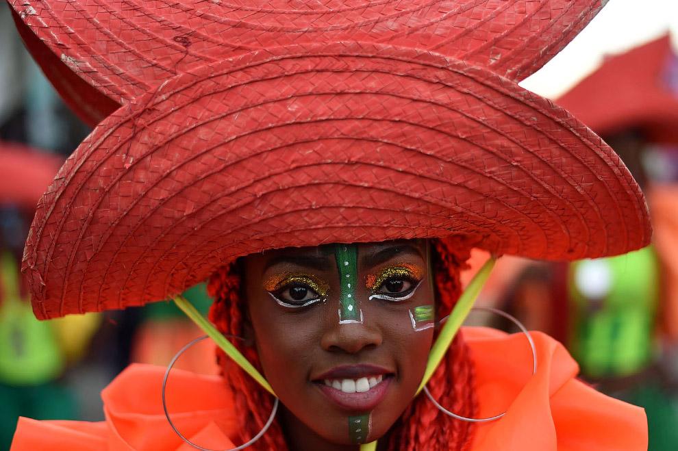Карнавальное шествие в Порт-о-Пренсе, Гаити