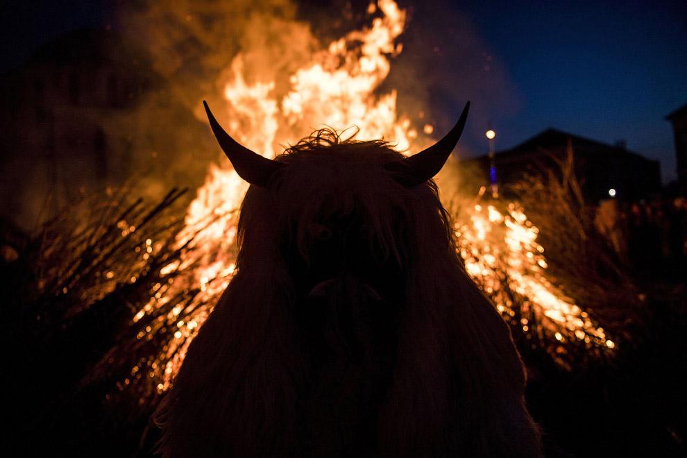 Карнавал в Мохаче, Венгрия