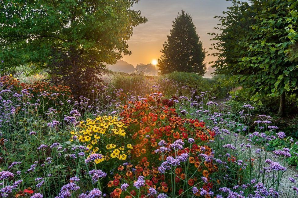 Восход солнца в Восточном Сассексе