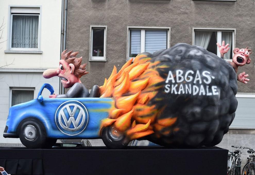 Фольцваген
