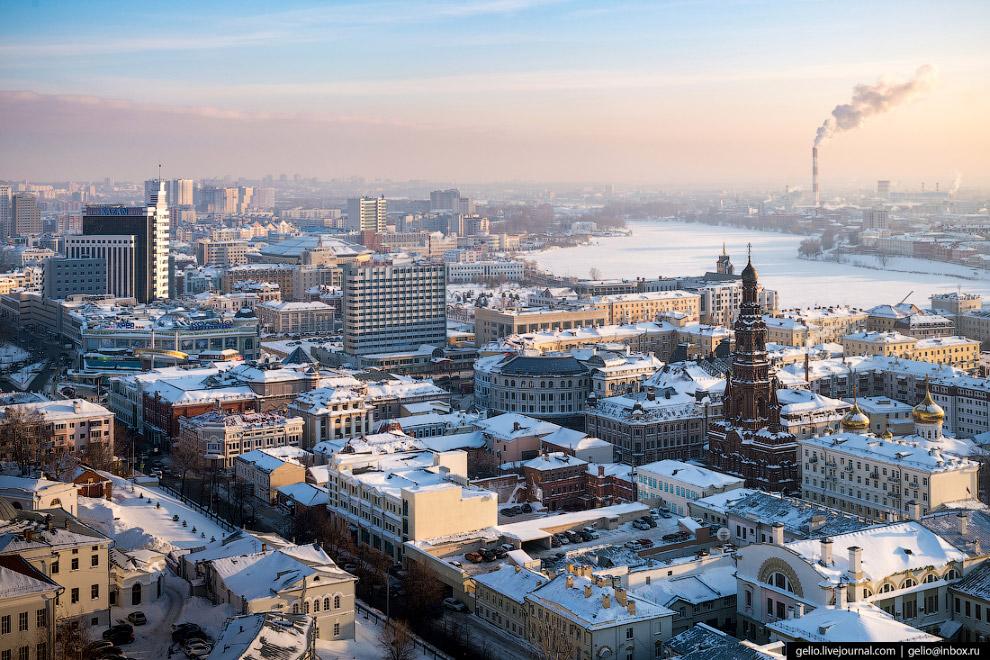 Исторический центр Казани