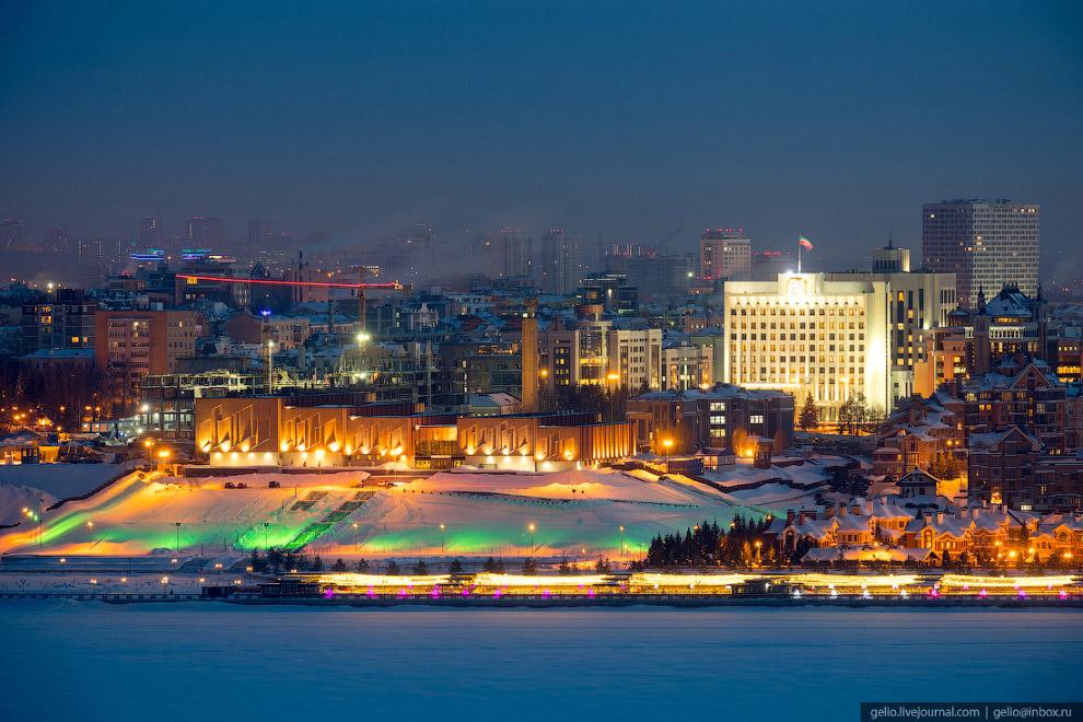 Национальный культурный центр (НКЦ) «Казань»