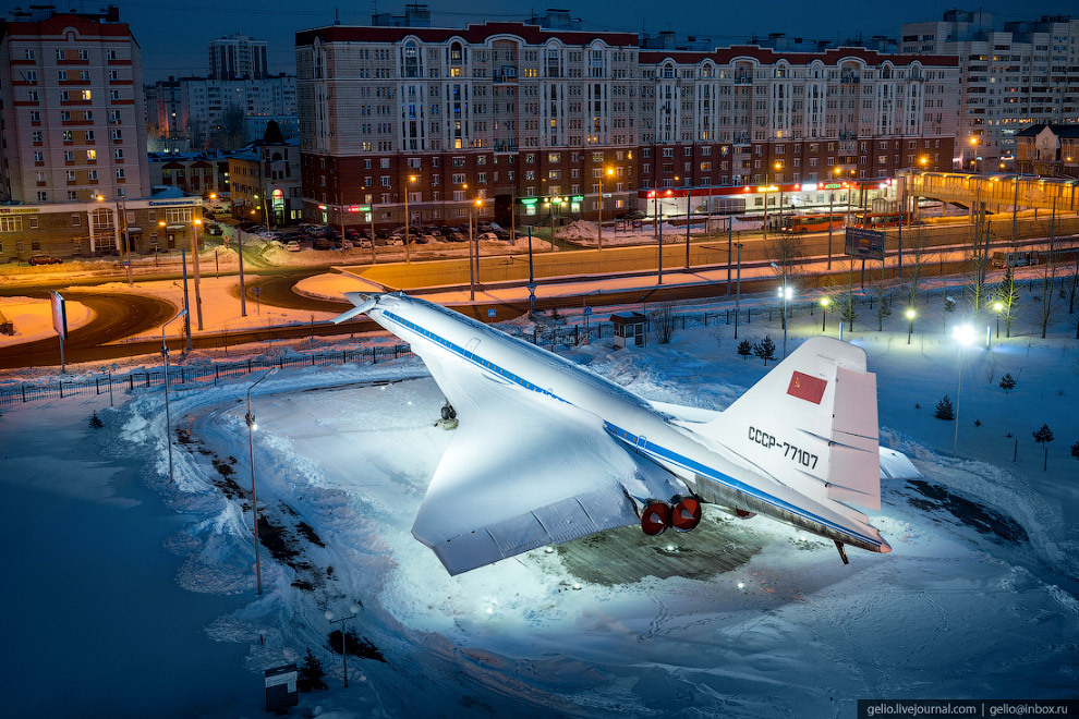 Казанский Ту-144