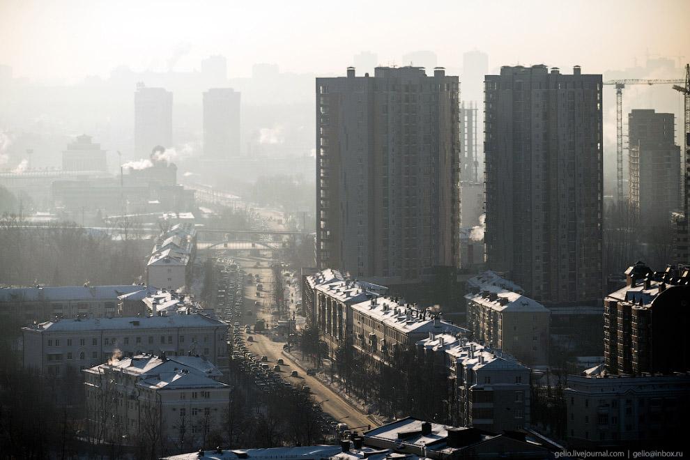 Улица Достоевского.