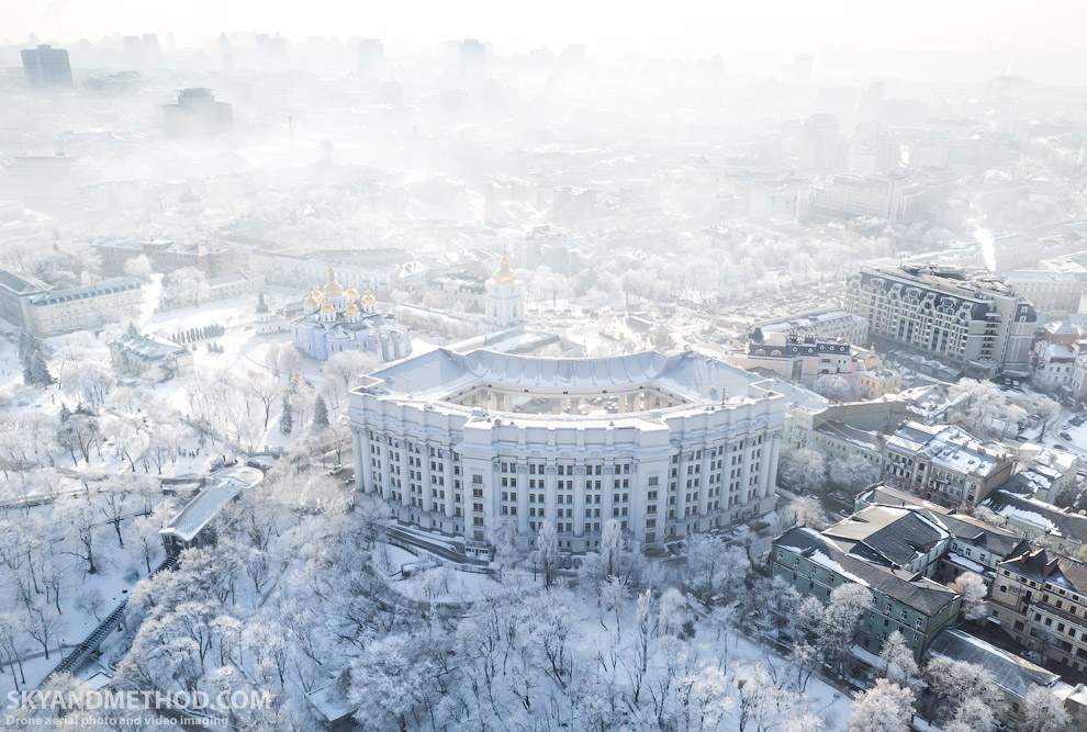 Министерство иностранных дел на Михайловской площади