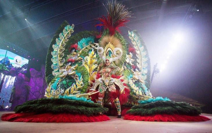 Карнавал в Санта Крус де Тенерифе