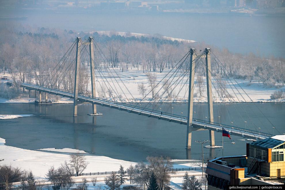 Виноградовский пешеходный мост