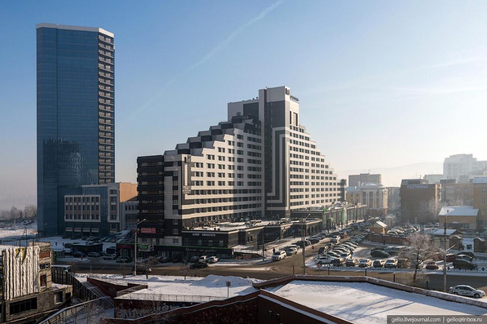 Общественно-деловой центр «Метрополь».