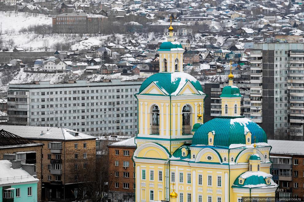 Свято-Благовещенский женский монастырь.