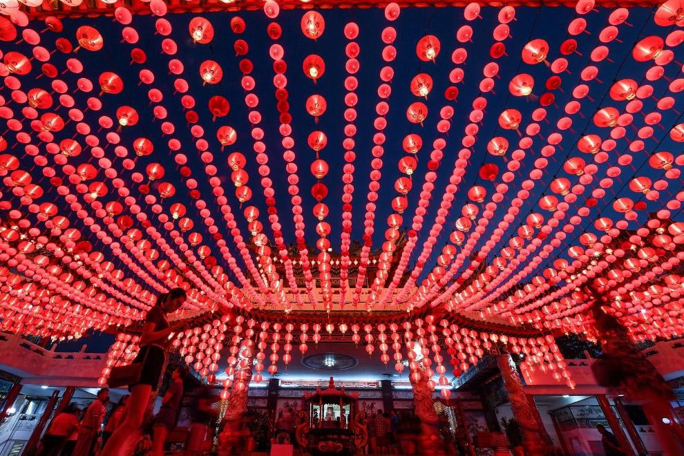Китайський Новий рік 2018 у Куала-Лумпурі